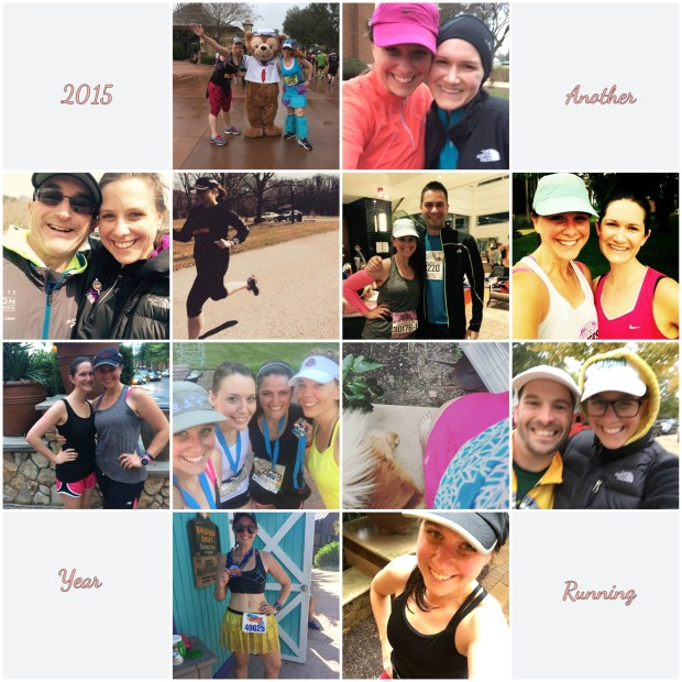 2015 Another Year running